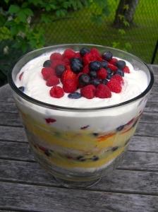 English Summer Trifle