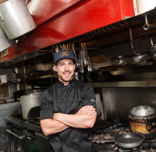 Chef, Ian Arthur
